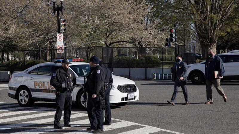 ABD Kongresi'nde alarm: 1'i polis 2 kişi öldü
