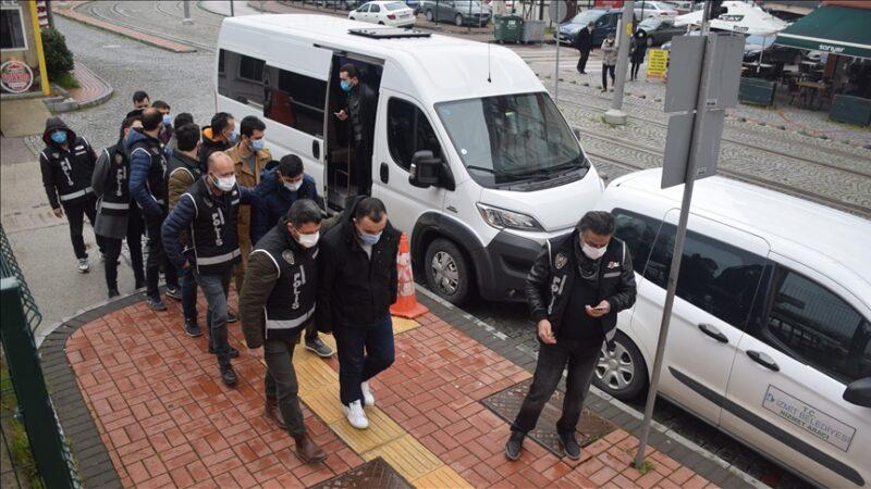 FETÖ operasyonunda 27 tutuklama