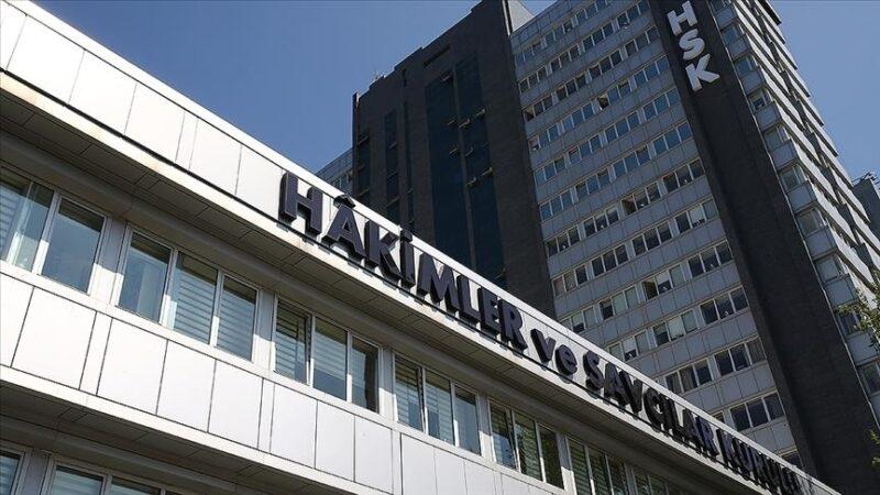 Doktorla tartışan savcı için HSK'ya inceleme izni