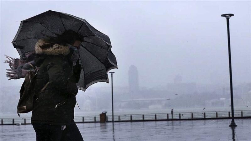 Meteoroloji'den Batı ve Orta Karadeniz için fırtına uyarısı