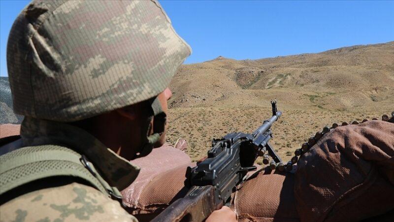 4 PKK/YPG'li etkisiz hale getirildi