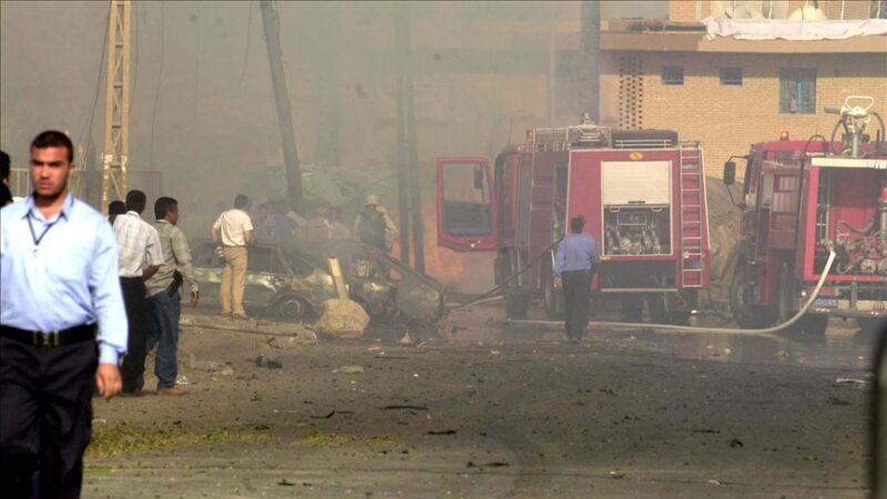 Bağdat'ta patlama: 1 ölü, 12 yaralı