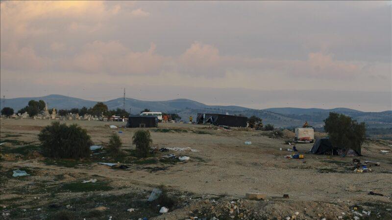 İsrail, Filistin köyü Arakib'i 186'ncı kez yıktı