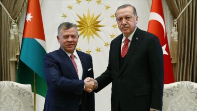Cumhurbaşkanı Erdoğan, Ürdün Kralı ile telefonla görüştü