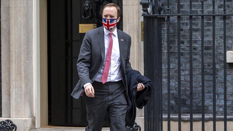 İngiliz Sağlık Bakanı'nın aldığı 'şirket ihaleleri' ülkeyi karıştırdı