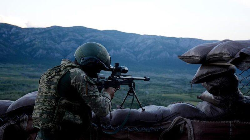 PKK'ya darbe! 382 teröristi etkisiz hale getirdi