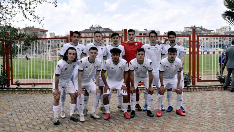 Bursaspor'dan süper sonuç!