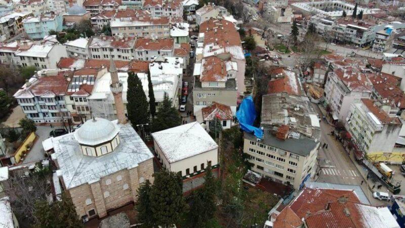 Bursa'da flaş karar! Bir mahalle tahliye ediliyor!