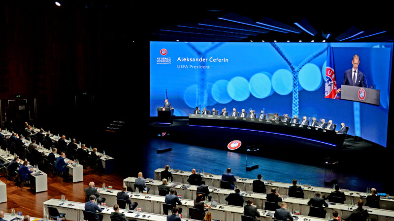UEFA'ya üye federasyonlardan kınama!
