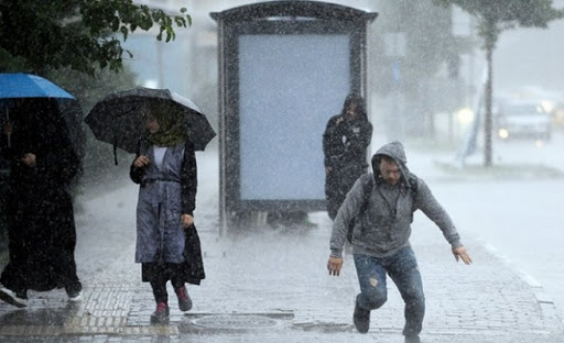 Bursalılar dikkat! Meteoroloji saat verip uyardı!