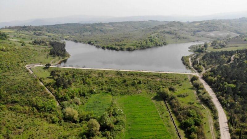 Yalıntaş'a kapalı devre sulama sistemi