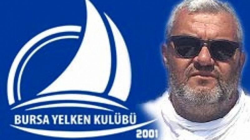 Bursa Yelken Kulübü'nde bayrak değişimi