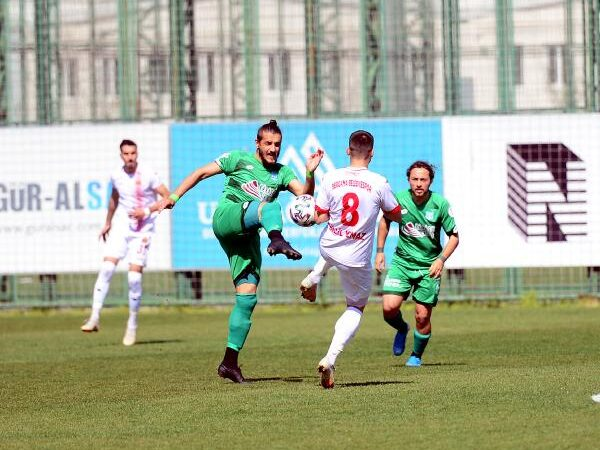 3.Lig'de play-off heyecanı! Şampiyonluğu kaçıran Bursa ekibi nasıl başladı?