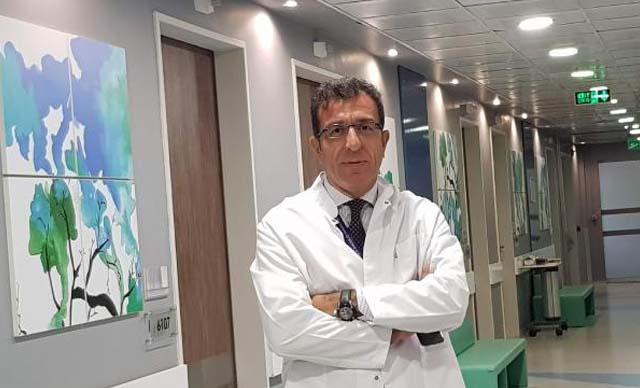 Prof. Dr. İsmail Cinel: 2 doz aşı olanların yoğun bakımlara daha az düştüğünü görüyoruz