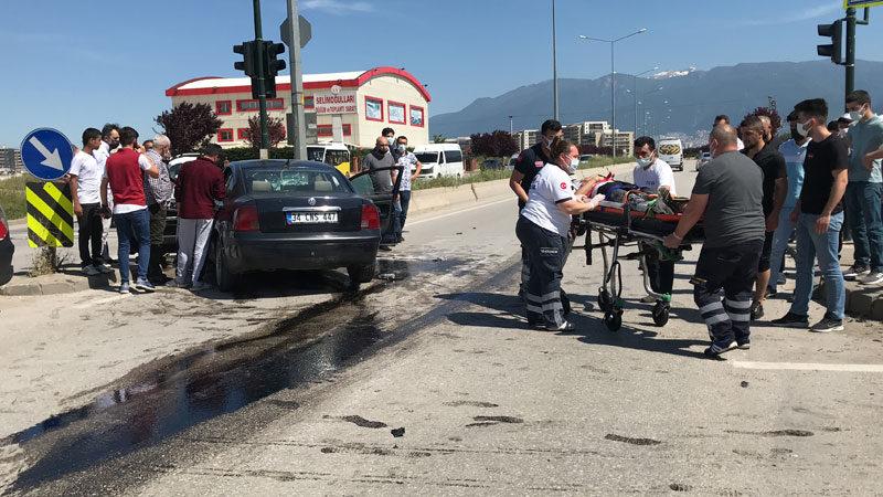 Bursa'da feci kaza: Çok sayıda yaralı var…