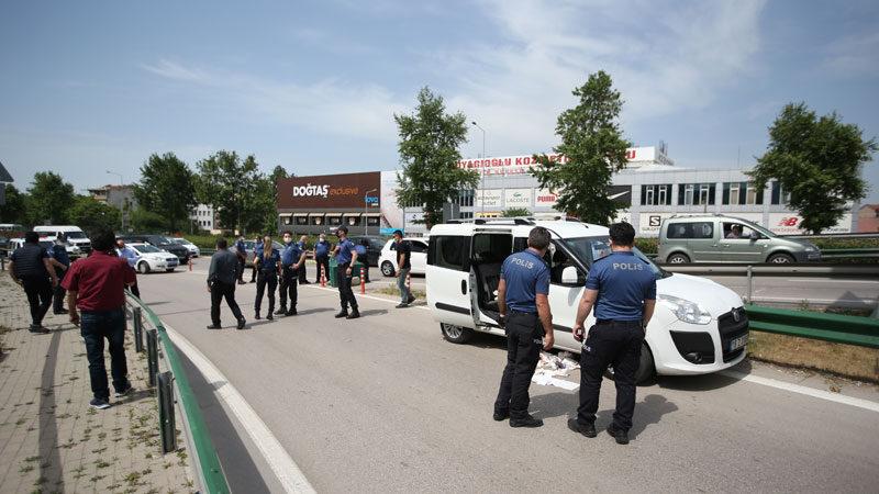 Bursa'da seyir halindeki araca saldırmışlardı! Flaş gelişme