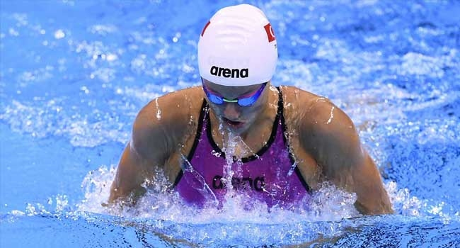 Viktoria Zeynep Güneş, yarı finalde veda etti