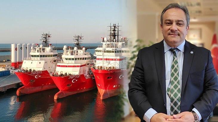 Bilim Kurulu üyesi İlhan'ın şehit ağabeylerinin isimleri 3 gemiye verildi