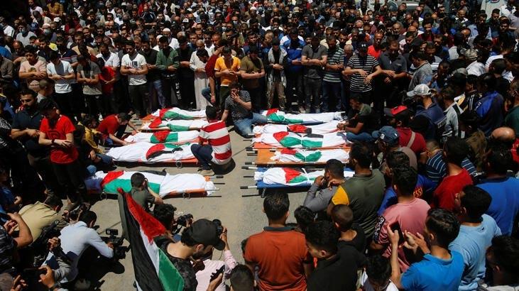 Hamas: Tüm sorumluluk İsrail'e ait