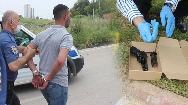 Adana'da sıcak saatler! Kovalamaca sonucu yakalandı