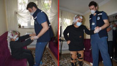 Yer: Bursa… İlk adımını 17 yıl sonra Büyükşehir sayesinde attı