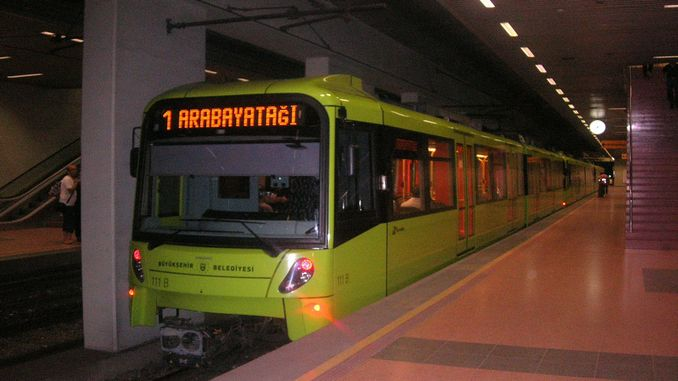 Bursa'da toplu taşımaya korona darbesi