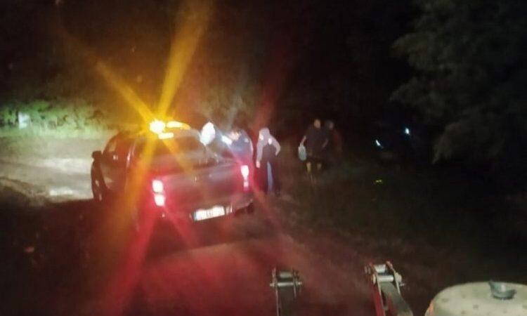 Bursa'da felaketi yaşadılar! Belediye ekipleri kurtardı
