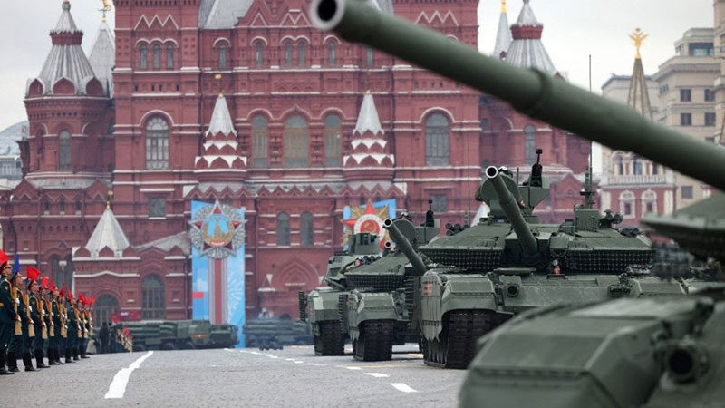 Rusya'da Zafer Günü