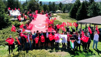Osmangazi Belediyesi 19 Mayıs'ı zirvede kutladı