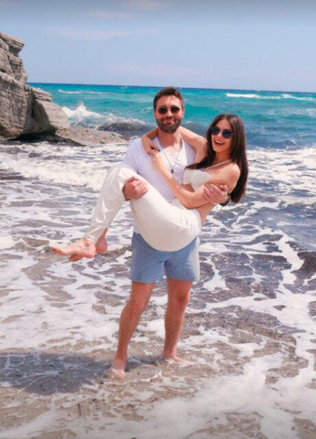 Aşk tatili devam ediyor…