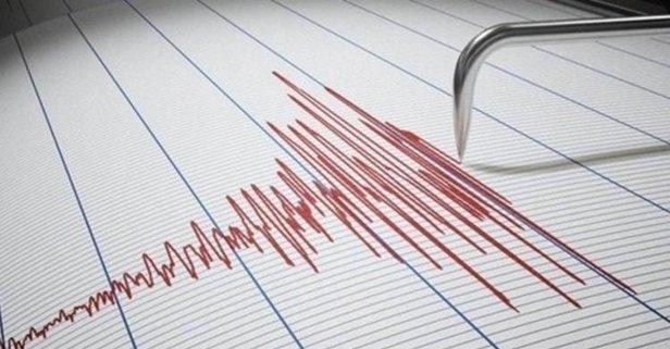 İran beşik gibi! 5.5 ve 5.4 büyüklüğünde iki deprem