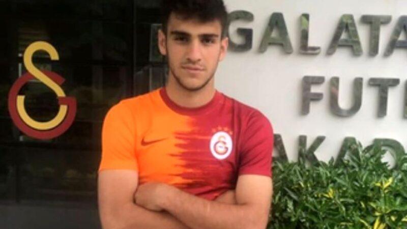 Galatasaray'da genç isimden 3 yıllık imza
