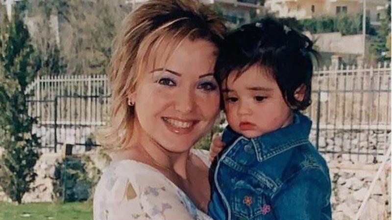 Berna Laçin'in kızı sosyal medyayı salladı