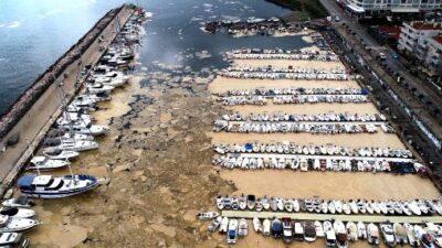 Yer: Bursa… Havadan böyle görüntülendi