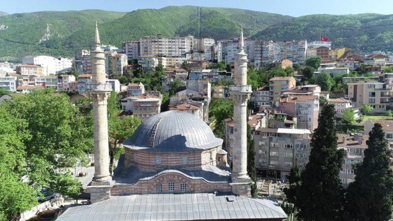 Bursa'daki tarihi cami Ramazan Bayramı'nda kapılarını açıyor