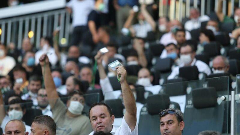 Bursaspor'un kongresinde kaç üye oy kullanabilecek?