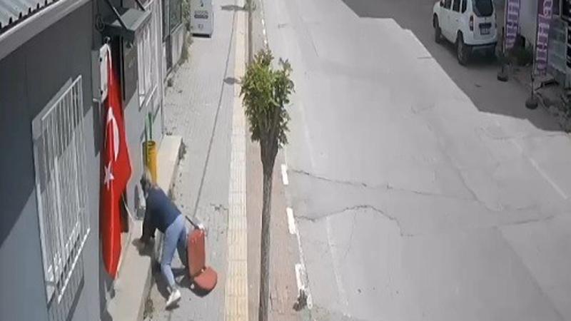 Yer: Bursa… Kendi düştü, bayrağı düşürmedi