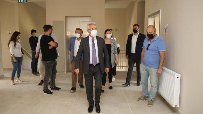 Son aşamaya gelindi! Bursa'ya yeni merkez…