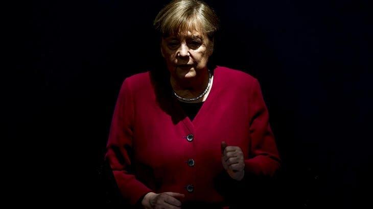Merkel'den Sisi ile önemli görüşme