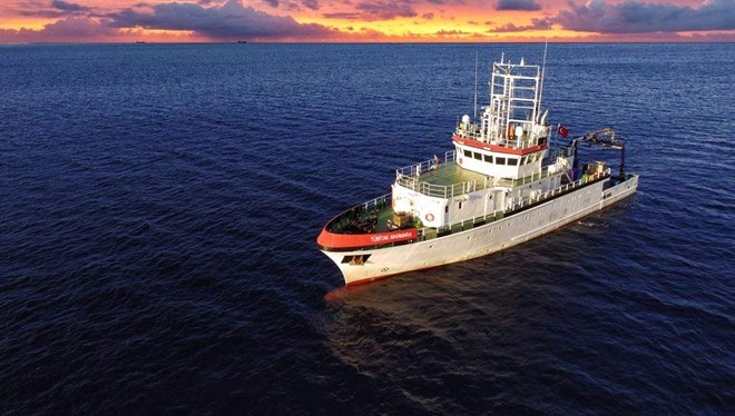 TÜBİTAK'tan Ege Denizi'nde deprem araştırması