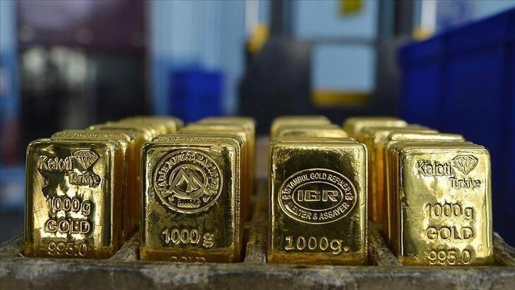 Altının kilogramı 505 bin 950 liraya yükseldi