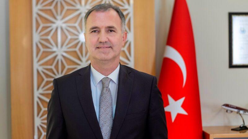 İnegöl Belediye Başkanı Taban'dan 19 Mayıs Atatürk'ü Anma Gençlik ve Spor Bayramı mesajı