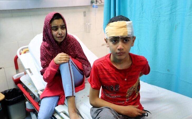 İsrail'in zulmü durmuyor! Gazze'de can kaybı artıyor