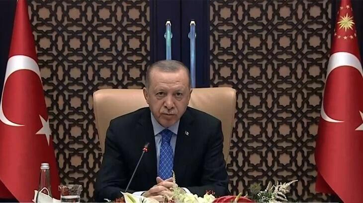 Cumhurbaşkanı Erdoğan'dan duyurdu! 'Haziran ayında…'