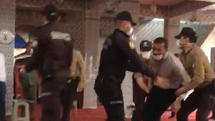 Camide gözaltına alınan 76 kişi serbest bırakıldı