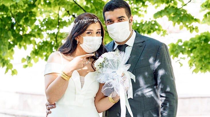 Damat düğünden kaçtı, gelin davetlilerden biriyle evlendi!