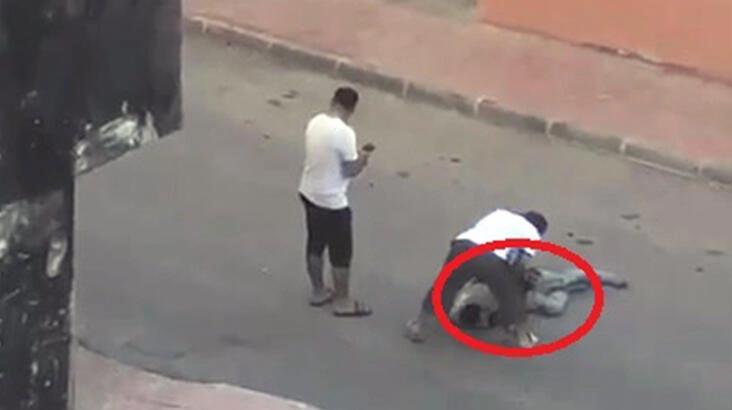 Sokak ortasında borç kavgasında öldürüldü!