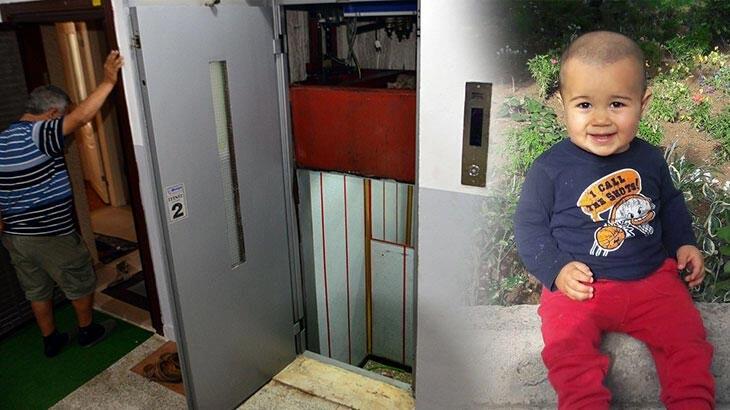 Korkunç olay! Asansörde sıkışan minik Eren hayatını kaybetti