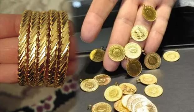 Altının kilogramı 507 bin 800 liraya yükseldi