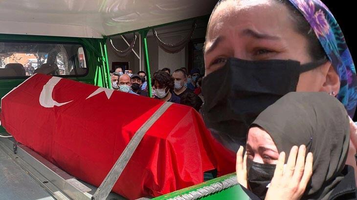 Gözyaşları sel oldu! Korona kurbanı doktora son görev